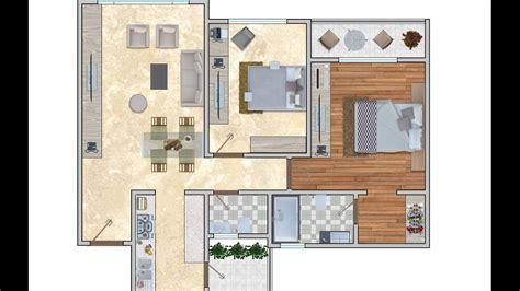 floor plan rendering  adobe photoshop cc youtube