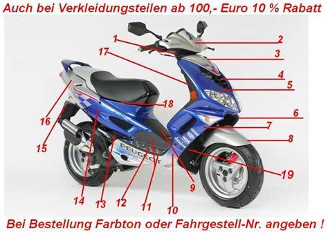 Peugeot Speedfight 2 by Verkleidung Peugeot Speedfight 2 Nr 2 Lenkerverkleidung