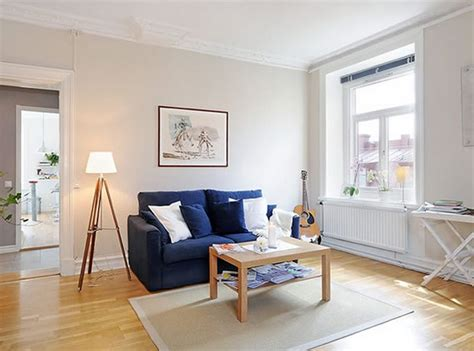 minimalist apartment furniture minimalist studio apartment decorating furniture blue sofa wooden table advice for your home