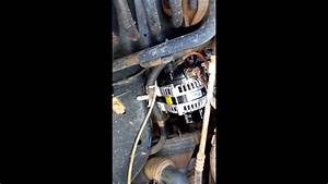 Changing The Alternator 2008 Ford F250 6 4l Diesel