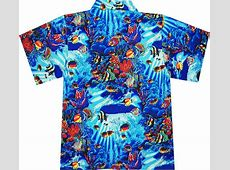 Gallery Hawaiian T Shirts
