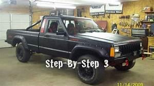 My 86 Jeep Comanche Pt  3