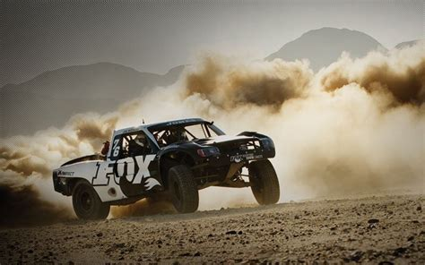 Baja 1000 Trophy Truck Wallpaper by Fox Athletes Join Forces Aim For Victory At The 45th