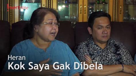 Keheranan Elza Syarief Saat Tak Dibela Youtube