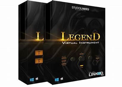 Legend Studiolinkedvst Kontakt Software Audiolove Audiofanzine