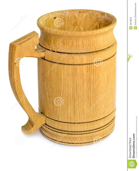 wooden beer mug stock photo image  alcohol backgrounds