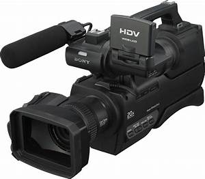 sony-hvr-hd1000e-professional-video-original ...