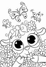 Coloring Pages Cute Cuties Bojanke Lamb Daisies Bonton Preschool Printables Animal Sheets раскраски категории из все Bontontv Slatkice Printable sketch template