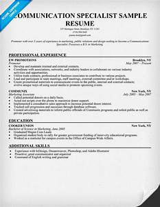 communication skills resume exles 28 images With communication skills resume example