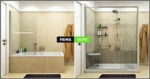 Transformer Baignoire En Douche : transformer la baignoire en douche 15 id es pour votre ~ Dallasstarsshop.com Idées de Décoration