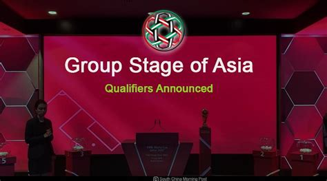 Concacaf qualifiers for the fifa world cup qatar 2022. Asia Qualifiers for World Cup 2022 | Football | FIFA World Cup