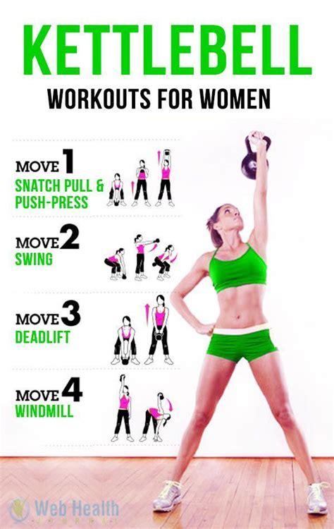 kettlebell workouts workout routines exercises kettle weight beginner beginners weights dumbbell benefits body loss muscleandstrength vipstuf mass