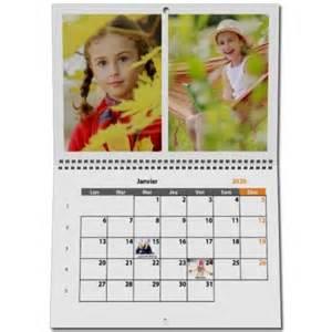 Calendrier Photo Mural : calendrier de grande taille a personnaliser avec vos ~ Nature-et-papiers.com Idées de Décoration