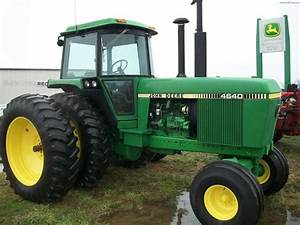 1981 John Deere 4640 Tractors - Row Crop   100hp