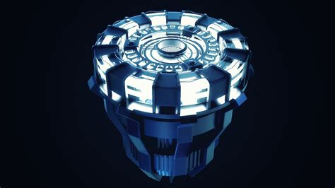 Arc Reactor Wallpapers (80+ pictures)