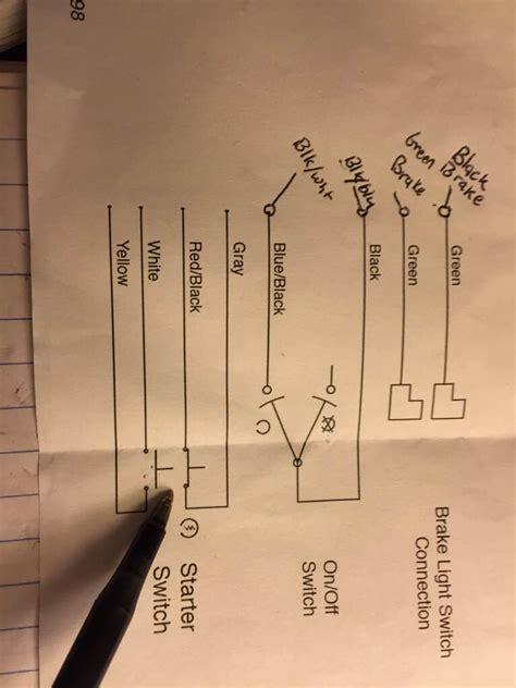 install motion pro startstop switch