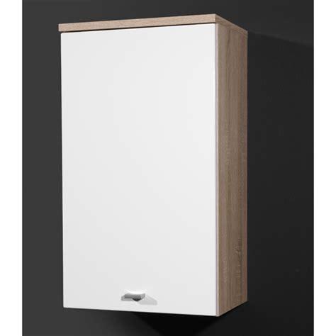 verena bathroom wall cabinet in gloss white canadian oak