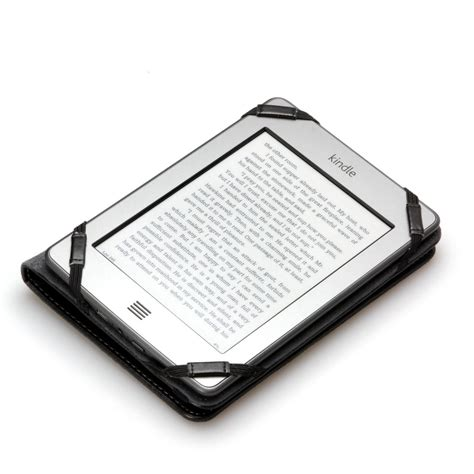 kindle touch cover with light premium black case for kindle touch with slim led light
