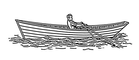 Boat Drawing Lines by File Dory Boat Psf Png Wikimedia Commons