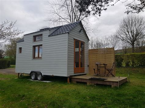 Tiny House Tour In France