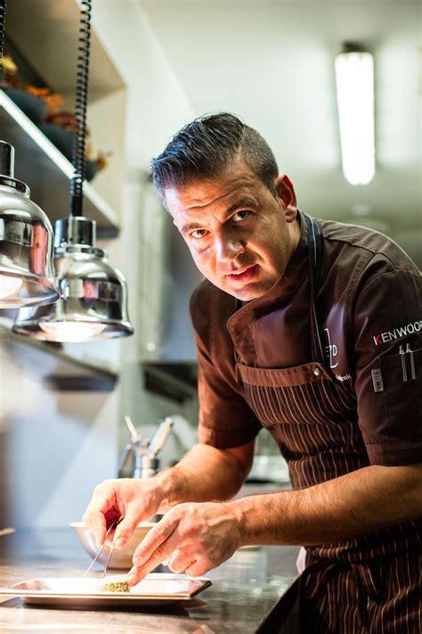 michelin star chef marek kasparek  restaurant field