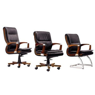 true seating concepts high  leather executive chair