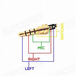 3 5mm Microphone Jack Wiring Diagram