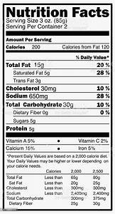 Nutrition Facts Label Isolated On White Stock Vector Art  U0026 More Images Of 2015 470869444