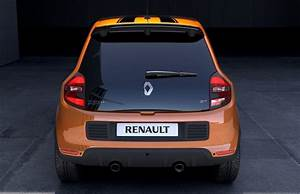 Renault Twingo Gt Ganhar U00e1 Vida Para Fazer Frente Aos Hot