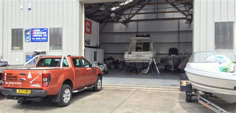 Boat Storage North Wales by Service And Repair Marine Engineering Services