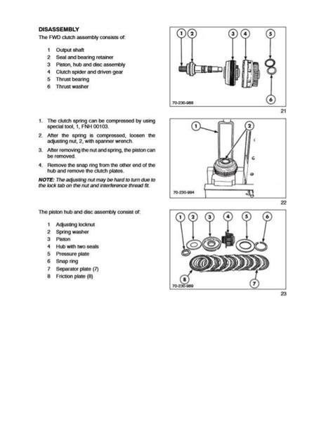 Ford 6640 Wiring Diagram by New 8670 8770 8870 8970 Repair Manual