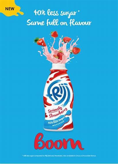 Advert Adverts Milkshake Crusha Shake