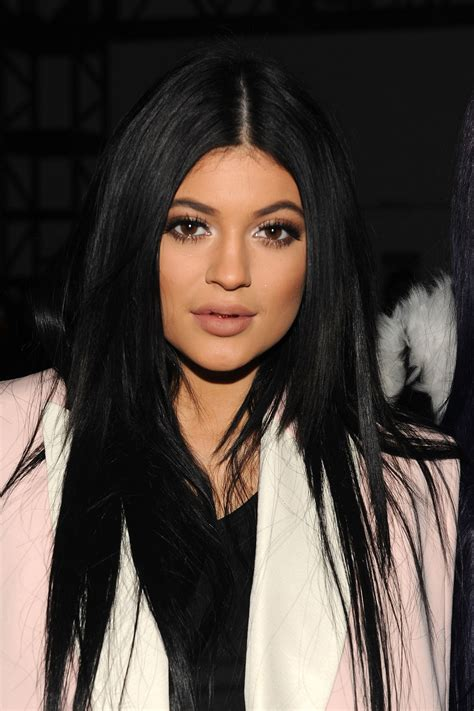 Kylie Jenner Hair Extensions Kylie Jenner Hair Color Changes Vogue