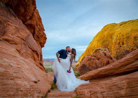 valley  fire wedding package vegas weddings