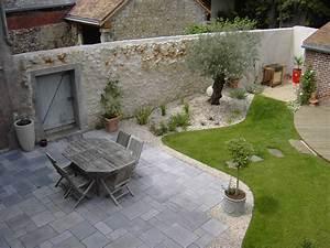 paysage decors nos terrasses par paysage decors With amenagement autour de la piscine 12 paysage decors creations paysage decors