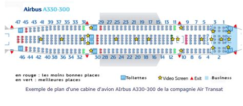 reservation siege xl airways comment choisir le meilleur siège dans l avion voyages