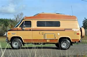 1989 Chevrolet G20 Falcon Intervec 4x4 Motorhome Camper Van Rv Wagon Chevy K5 Gm For Sale In