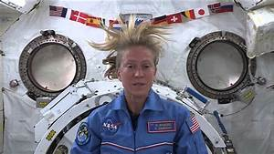 First Woman In Space Honored By Flying Female Astronaut ...