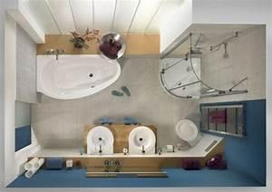 Kleine Badezimmer Neu Gestalten : wohlf hloase auf kleinstem raum kleine badezimmer ~ Watch28wear.com Haus und Dekorationen