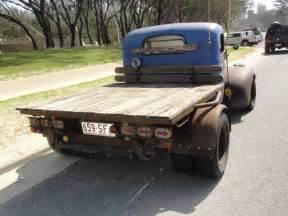 Rat Rod Dually Truck