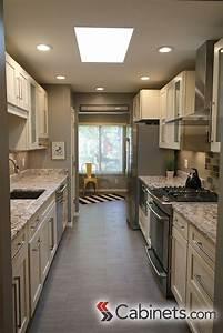 galley kitchen remodel 1556