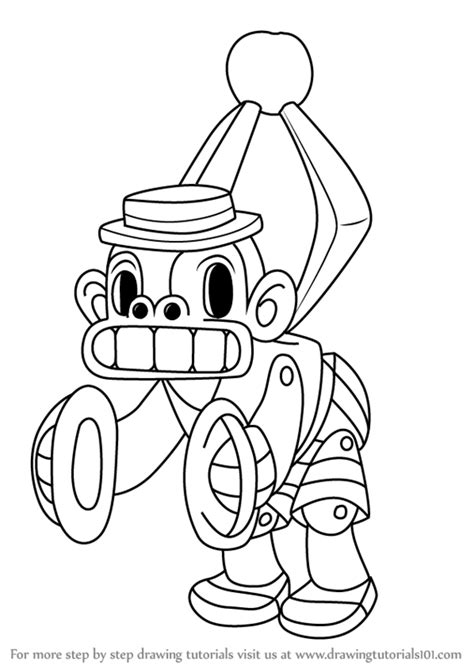 learn   draw  chimes  cuphead cuphead step  step drawing tutorials