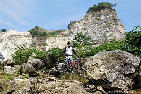 nardex mtb gunung kapur bersepeda ngawur  gunung kapur
