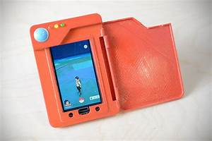 Real Life Pok U00e9dex Is A Smartphone Case That Is Also A