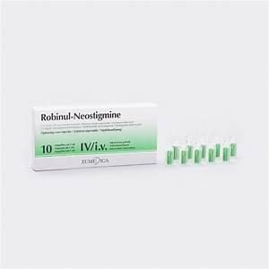 Robinul-Neostigmine® | Eumedica