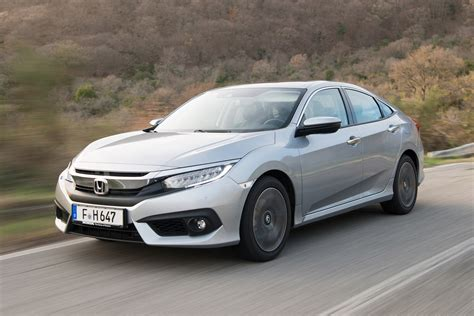 New Honda Civic Saloon 2018 Review