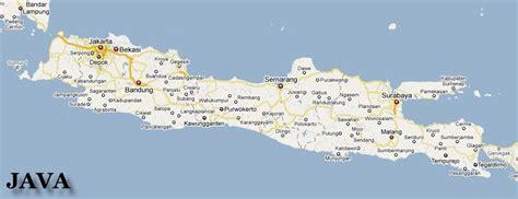 indonesia map java island