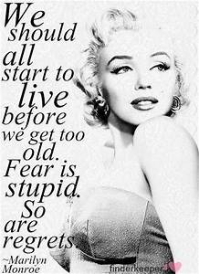 quotes about marilyn monroe