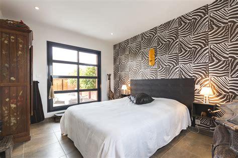 zebra wall treatment interior design ideas