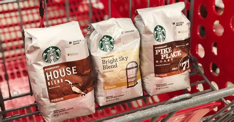 There are plenty of delish drinks sans coffee. Starbucks Bagged Coffee ONLY $4.99 Each After Cash Back at Target - Hip2Save